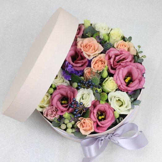 Пятый океан: букеты цветов на заказ Flowwow