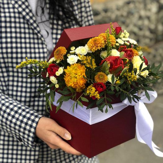 Короб: букеты цветов на заказ Flowwow
