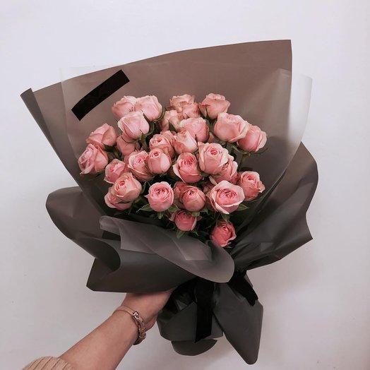 Букет XS 3: букеты цветов на заказ Flowwow