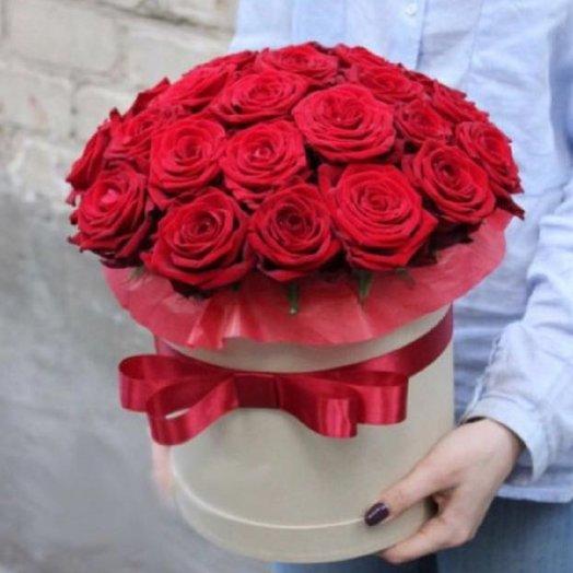 Коробка 6: букеты цветов на заказ Flowwow
