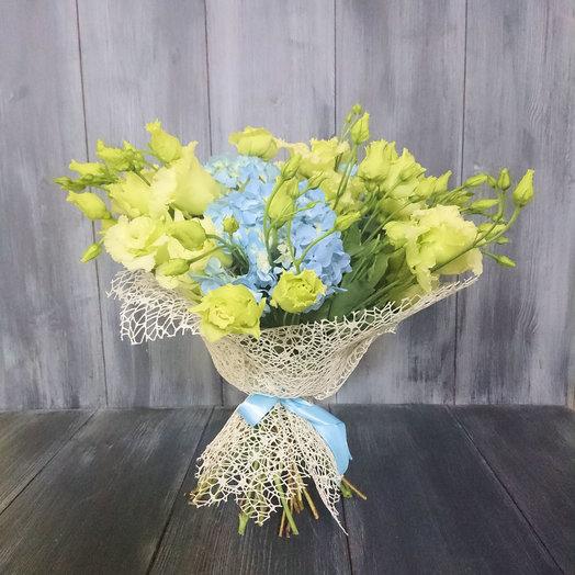 Морская пена: букеты цветов на заказ Flowwow
