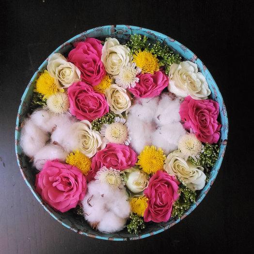 Сахарная вата: букеты цветов на заказ Flowwow