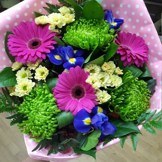 Хорошее настроненияя: букеты цветов на заказ Flowwow
