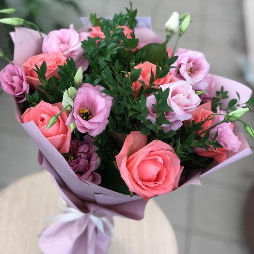 """Прелестный букет """"Цветочный рай"""""""