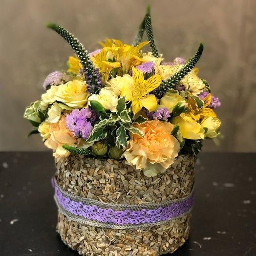 Blossom num 01: букеты цветов на заказ Flowwow