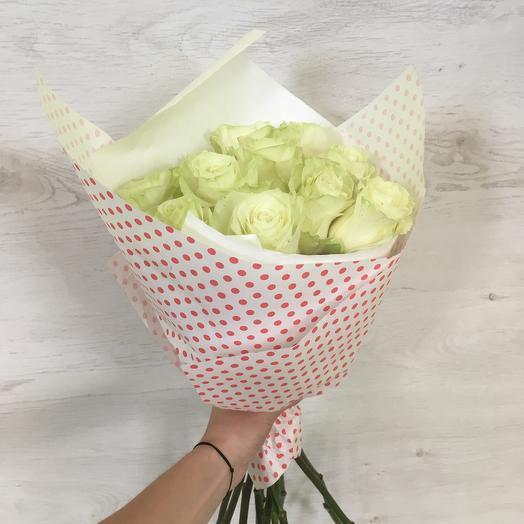 Моя Пин Ап Леди: букеты цветов на заказ Flowwow