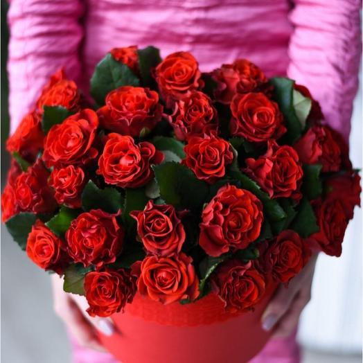 Box «El Torro»: букеты цветов на заказ Flowwow