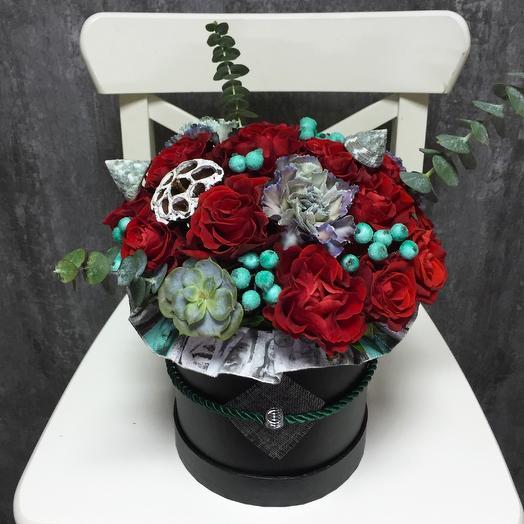 Faces: букеты цветов на заказ Flowwow