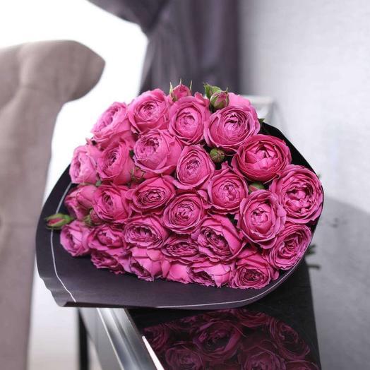 Нежное чудо: букеты цветов на заказ Flowwow