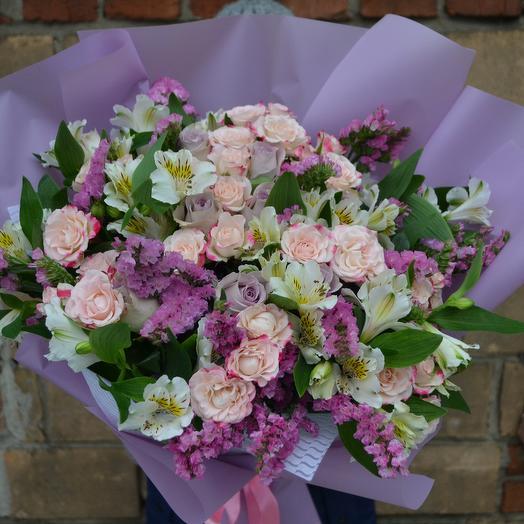 Магия красоты: букеты цветов на заказ Flowwow