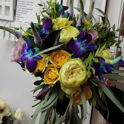 Поклоннице Тима Бёртана: букеты цветов на заказ Flowwow