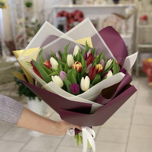 29 tulips