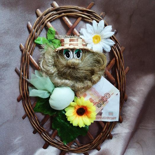 Пано оберег: букеты цветов на заказ Flowwow