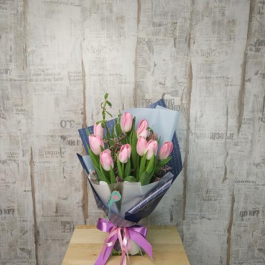 Весна во Флоренции: букеты цветов на заказ Flowwow