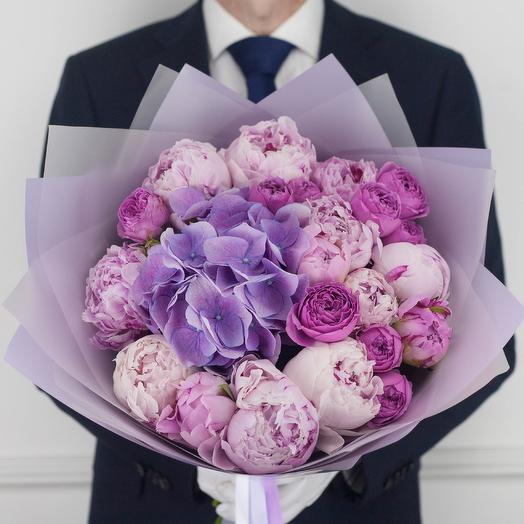 Букет Candy: букеты цветов на заказ Flowwow