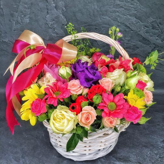 "A Basket Of ""Summer"""