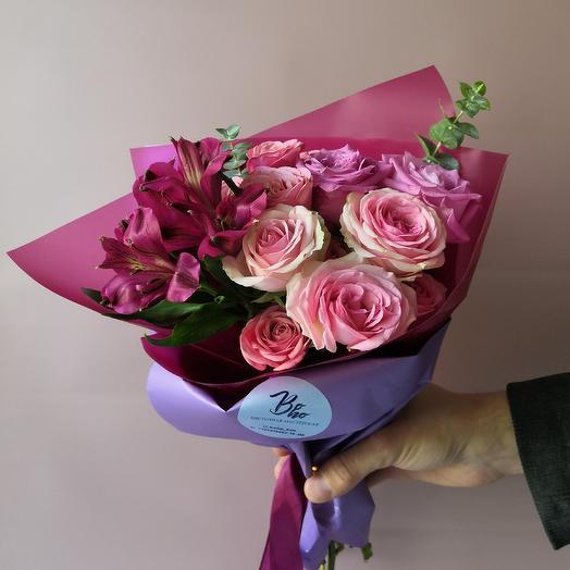 Ягодная осень: букеты цветов на заказ Flowwow