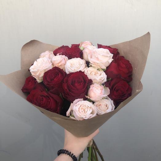 С Любовью🥀: букеты цветов на заказ Flowwow