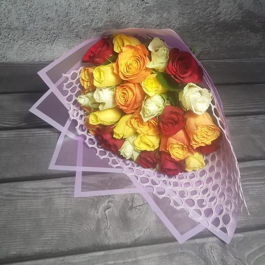Autumn bouquet: flowers to order Flowwow