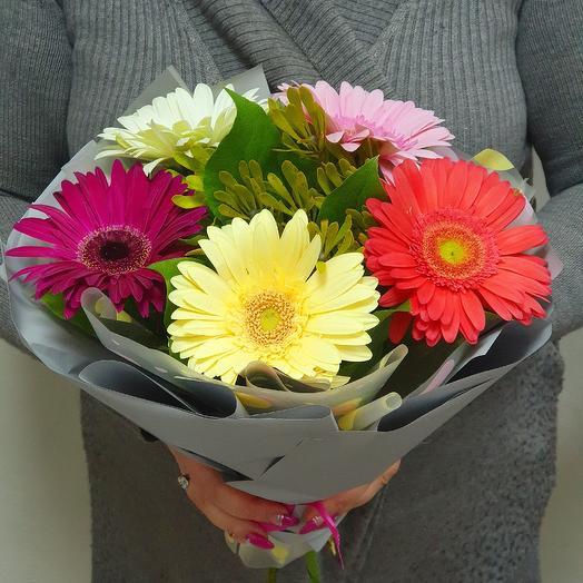Букет 162: букеты цветов на заказ Flowwow