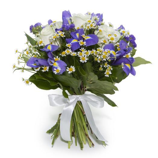 """Букет """"Созвездие"""": букеты цветов на заказ Flowwow"""