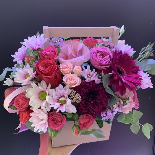 Томная осень: букеты цветов на заказ Flowwow