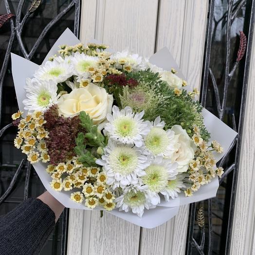 Необычный: букеты цветов на заказ Flowwow