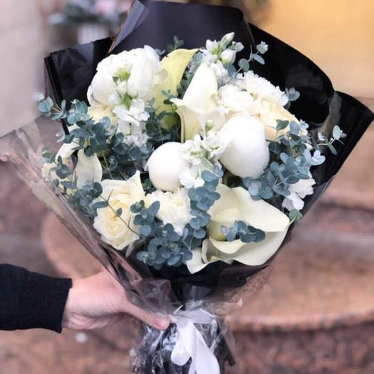 Бостон: букеты цветов на заказ Flowwow