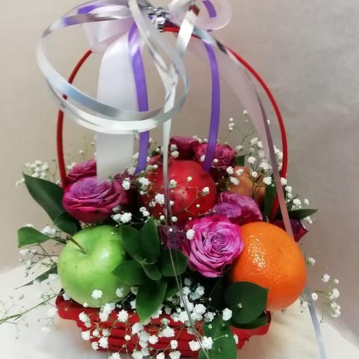 Фруктово-цветочный 6