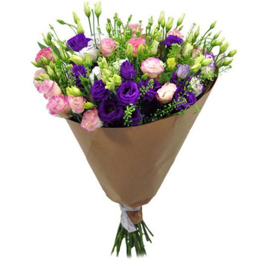 Чарующая аура: букеты цветов на заказ Flowwow