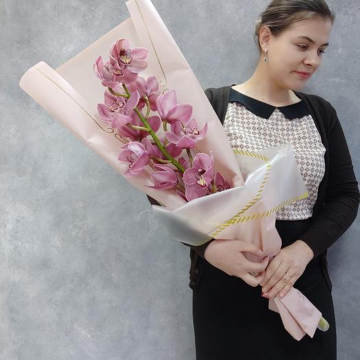 "Букет ""Роскошь"": букеты цветов на заказ Flowwow"