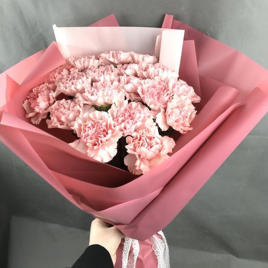 Нежная Пастила: букеты цветов на заказ Flowwow