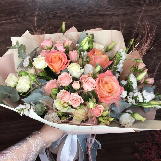 Little: букеты цветов на заказ Flowwow