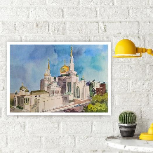 "Картина ""Мечеть"""