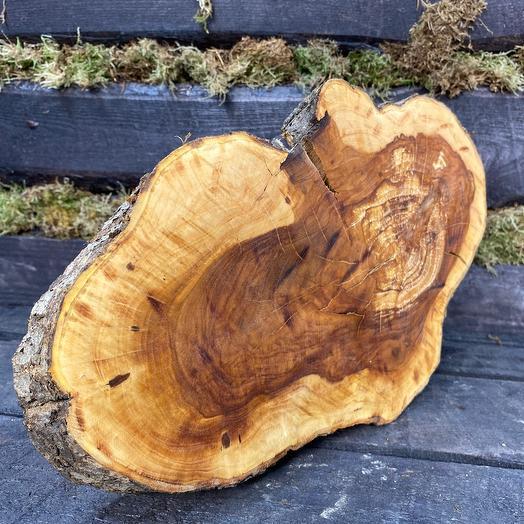 Подставка деревянная 1шт. Яблоня