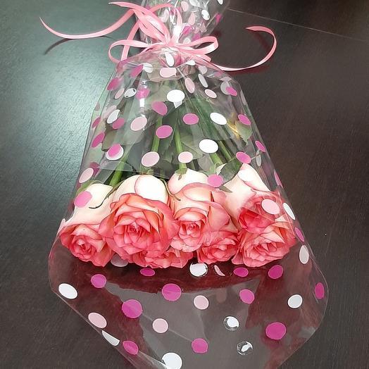 Нежно-розовая 🌹