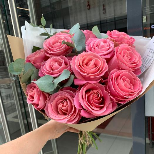 13 роз Hermoza