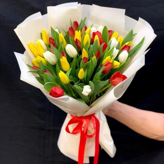 51 весенний тюльпан