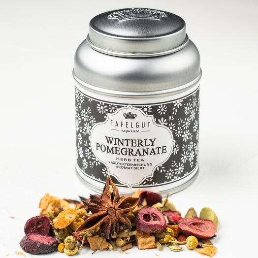Пряный фруктовый чай Winterly Pomegranate