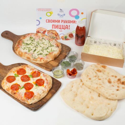 Конструктор для приготовления пиццы