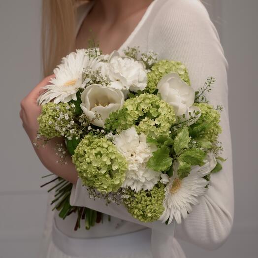 Букет невесты «Лёгкость»
