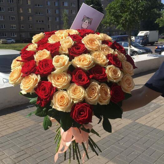Хезер - Розы Микс