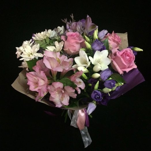 Софи: букеты цветов на заказ Flowwow