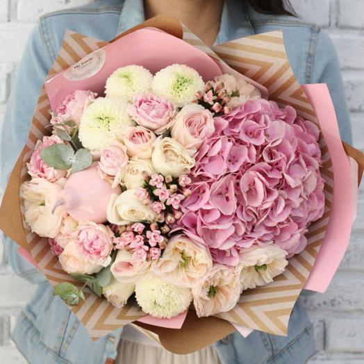 Букет 0938: букеты цветов на заказ Flowwow