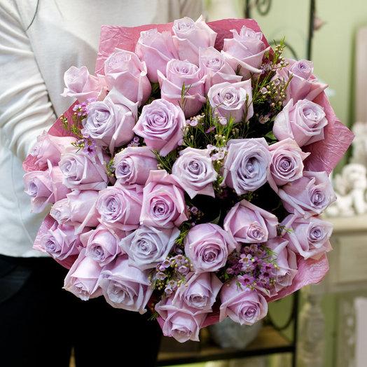 Букет цветов Наутика: букеты цветов на заказ Flowwow