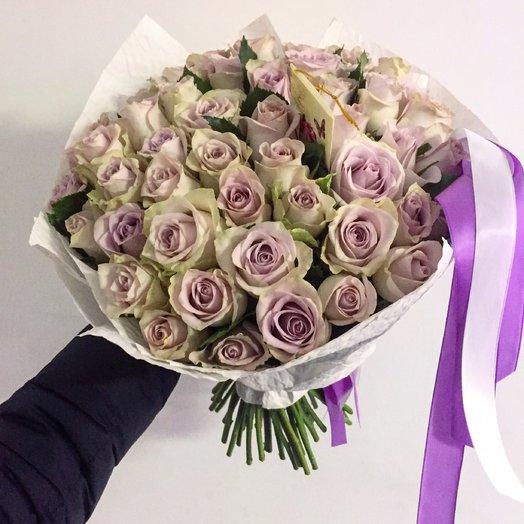 Мятное суфле : букеты цветов на заказ Flowwow