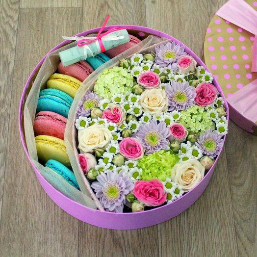Чудесный день: букеты цветов на заказ Flowwow
