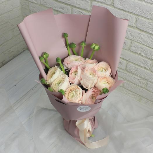 Жемчужный: букеты цветов на заказ Flowwow