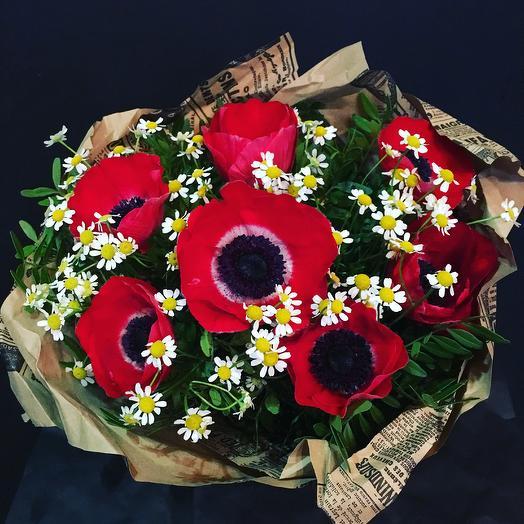 Flowers: букеты цветов на заказ Flowwow