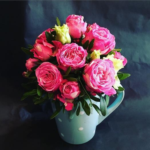 Английский завтрак: букеты цветов на заказ Flowwow